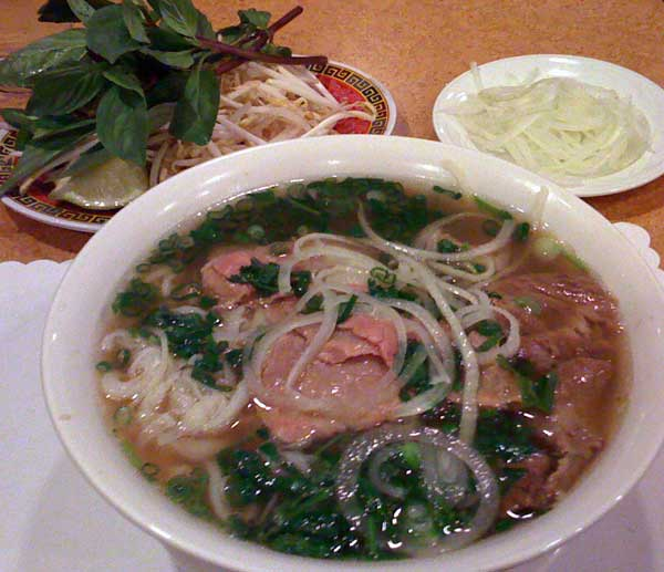 Best Bowl of Pho