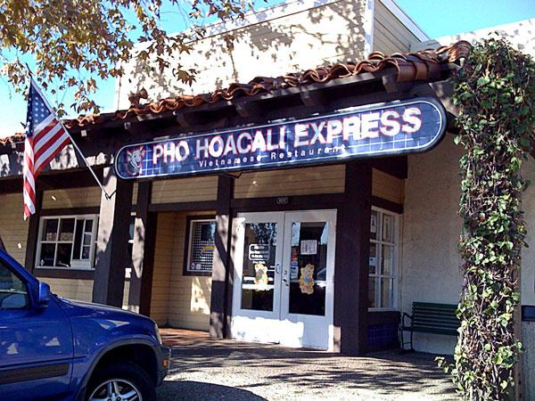 Pho HoaCali Express in Mira Mesa