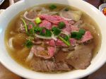 pho beef noodles 2008 150x112 What Is Great and Authentic Pho? Heres One Example