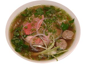 Pho Empire beef pho. Courtesy Pho Empire.