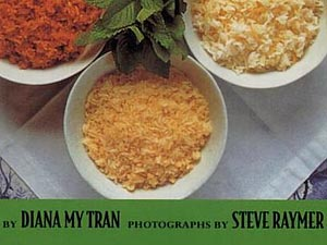 The Vietnamese Cookbook by Diana My Tran - cover closeup