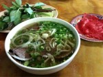 pho tai garnish 150x112 Pho Is Changing   Chinese, French and Now American Influences
