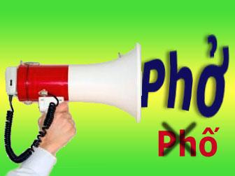 Pronounce Phở not Phố