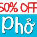 What's Not So Cool About 50%-off pho